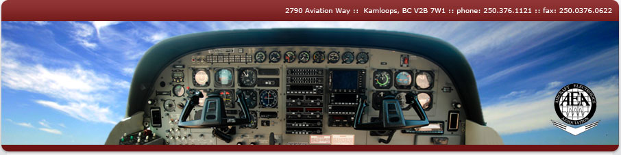 2790 Aviation Way ::  Kamloops, BC V2B 7W1 :: phone: 250.376.1121 :: fax: 250.0376.0622